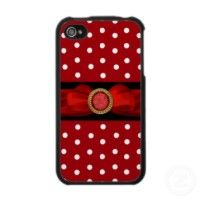 Cool Stuff We Like Here @ CoolPile.com ------- << Original Comment >> ------- Adorable Polka Dot iPhone Case