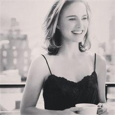 "@l_amore_ai_tempi_del_caffe's photo: ""A coffee with Natalie Portman.  #coffee #book #writing #literature #love #coffeetime #lamoreaitempidelcaffè #amore #ai #tempi #del #caffè #napoli #naples #italy #famous #people #art #cinema #film #beautiful #woman #natalie #portman #usa"""