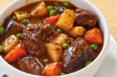 Hearty Beef Stew, next on the weekend cooking list