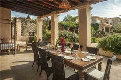 Holiday house, Sant Antoni de Portmany, Ibiza, Spain. Buen provecho!