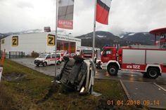 Leoben: Zwei Verkehrsunfälle am Osterwochenende