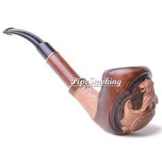 Wood pipe Gift pipe Tobacco smoking pipe Pipe от PipeSmoking