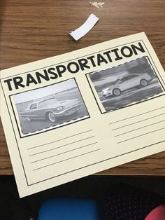 This Second Grade Social Studies unit has QR codes with videos to compare and contrast life in the past and today.  Students will create a Then and Now scrapbook of how times have changed with technology, transportation, communication, school, and everyday life.