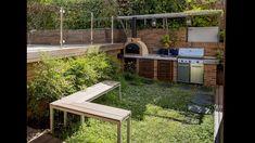 Consejo Paisajismo -  Horno de leña en el jardín