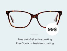 Awesome website! Has super cool, trendy glasses that are unbelievably affordable! I wish I knew about this place much sooner.