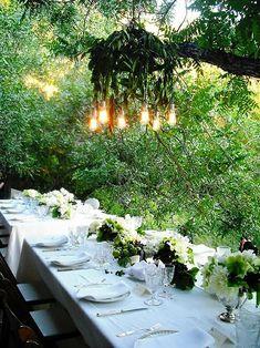Beautiful summer table ideas   http://blog.oakfurnitureland.co.uk/inspiration-station/beautiful-summer-table-ideas/