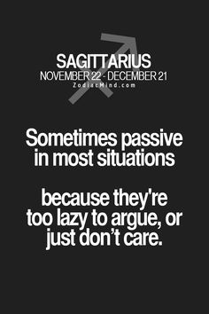 Zodiac Mind - Your source for Zodiac Facts — Fun facts about your sign here Zodiac Sagittarius Facts, Zodiac Signs Sagittarius, Zodiac Mind, My Zodiac Sign, Zodiac Quotes, Zodiac Facts, My Star Sign, Fun Facts About Yourself, Words