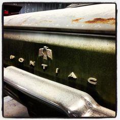 Love the 1st gen Pontiac Firebird emblems.