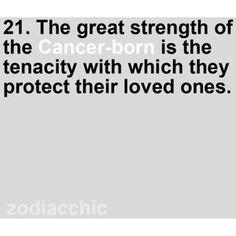 Yep, I'm a #cancer :) #zodiac