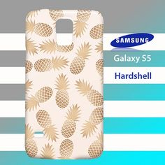 Gold Pineapple Samsung Galaxy S5 Case Cover