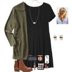A fashion look from February 2017 featuring Monki dresses, Aéropostale cardigans and Seychelles ankle booties. Browse and shop related looks.