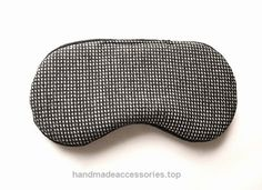 Handmade Mens Wool Mens Sleep Mask Blindfold Mask Travel Eye Mask. Check It Out Now     $10.98    Perfect sleep mask for him. The outer layer of this mask is wool and cotton blend fabric in black and grey colors. Th ..  http://www.handmadeaccessories.top/2017/03/31/handmade-mens-wool-mens-sleep-mask-blindfold-mask-travel-eye-mask-2/