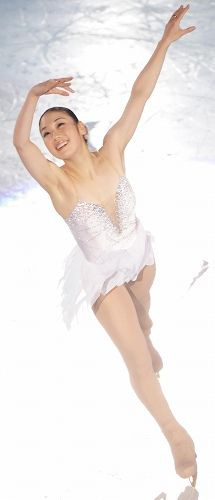 yukari nakano | figure skaters are the closest things to Angels we will ever see