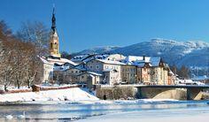So wundervoll ist Bad Tölz im Winter