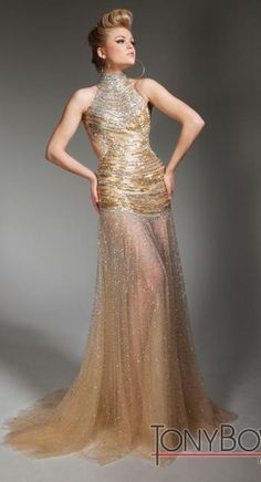 Tony Bowls Collection Dress 213C18 | Terry Costa Dallas #TonyBowls @Terry Costa