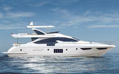 Azimut 80 #yacht