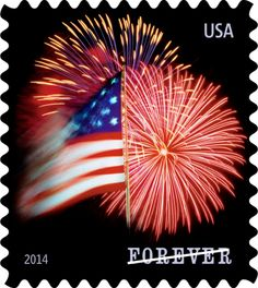 "Know what your mail needs? Fireworks! On National Anthem Day (March 3), the first day of issue ceremony for this new stamp takes place here. It was the British bombardment of Fort McHenry that attorney Francis Scott Key was watching 200 years ago on September 13, 1814. The next morning, as the ""dawn's early light"" revealed the American flag flying over the fort, Key began jotting down the lines of the song that became our national anthem. #raiseitup #anthem200"