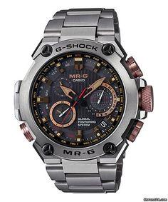 Oferta de Casio G-Shock: MX$ 50,333 Casio G-SHOCK MRG-G1000DC-1ADR Men's, Referencia MRG-G1000DC-1ADR; Titanio; Cuarzo; Estado 0 (sin estrenar); Año SWISS&EUROPEAN WAREH
