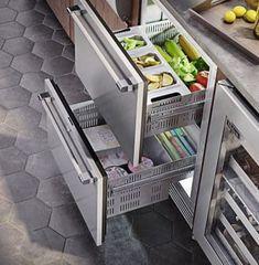 26 Undercounter Fridge Ideas Refrigerator Drawers Under Counter Fridge Refrigerator