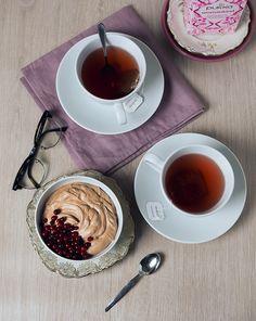 Starttaava Yhteistyö   Nopea Suklaamousse (V, Gf) Chocolate Fondue, Desserts, Recipes, Shades, Food, Tailgate Desserts, Deserts, Essen, Postres