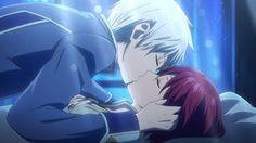 Zen X Shirayuki - Alagami no Shirayukihime / OMG THERE ARE SO FLIPPING CUTE!!! *fangirl screams* AHHHH <3 <3 <3