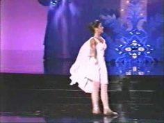 Heather Whitestone 1995 Miss America - First Deaf Miss America. Such a beautiful dance! @Rebecca Hinderman