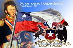 La Independencia de Chile Fictional Characters, History, Reading Comprehension, Past Tense, Shapes, Cute