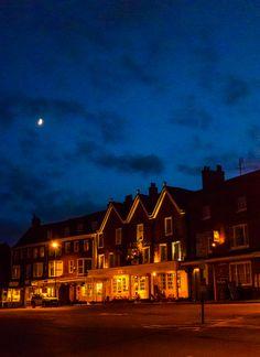 High Street, Marlborough, England - Travel Past 50 #england