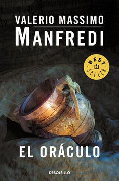 """Valerio Massimo Manfredi. """"El oráculo"""". Editorial El País"""