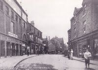 Park Street, Wombwell, South Yorkshire, England