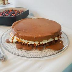 Cheescake Recipe, Baby Ruth, Sponge Cake, Cheesecakes, Recipe Box, Sweet Treats, Bakery, Deserts, Brunch