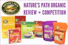 A pioneer in the organic foods movement,  Nature's Path was founded in 1985 in Vancouver, Canada. This fiercely independent, family-run business has an unshakeable commitment to organic, which is reflected in its business ethics and translates into a global product line of over 150 organic, many of them vegan or/and gluten-free. While we consider whole […]