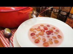 Gyümölcsleves jéghideg cseresznyeleves / Szoky konyhája / - YouTube