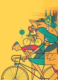 Al BACK2BACK™ 2014 ci trovate i migliori illustratori di Italia - ziguline