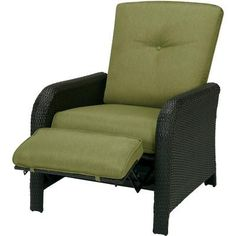 Tanna Patio Recliner With Cushions