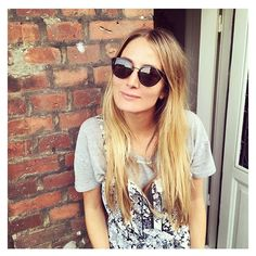 GONZO I Obsidian. Wild-hearted one, where to now? These soft feminine shades will take your gypsy limbs anywhere you wander in style. As seen on Danish Fashion Editor Anne Mønsted. Danish Fashion, Fear And Loathing, The Big Lebowski, Fashion Editor, Round Sunglasses, Feminine, Wander, Gypsy, Shades