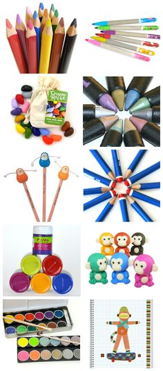 Awesome kids' school and art supplies