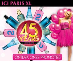 Ici-Paris-XL promoties, kortingen en aanbiedingen voor hun 45 jaar bestaan 45 Years, Hugo Boss, Wine, Paris, Christmas Ornaments, Holiday Decor, Little Black Dresses, Xmas Ornaments, Montmartre Paris