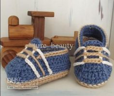 Cheap Crochet Shoes - Cute Crochet Patterns Boys Baby Shoes Booties Pdf Pattern Auroch Loafer Toddler Shoe Online with $2.48/Piece | DHgate
