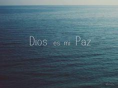 God is my Peace