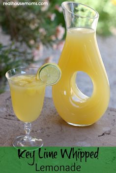 Key Lime Whipped Lemonade - Country Time Lemonade, pineapple juice, Pinnacle Key Lime Whipped Vodka, Sprite