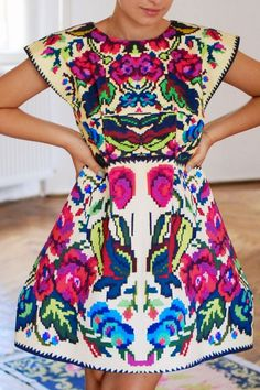 estilo méjico vestido mejicano étnico típico moda burro isabel  marant gwyneth palthrow bordados