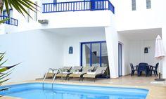 Villa for rent in Lanzarote. Villa tranquila tipo duplex con piscina privada y totalmente equipada para su máximo confort #lanzarote #canarias #islascanarias #canaryislands #spain #kanarischeninseln #villas #holidayrentals #ferienwohnung