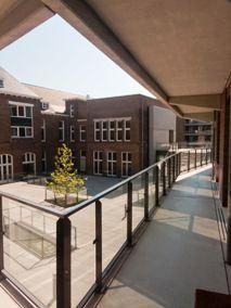 DUWO student housing at Michiel de Ruyterweg, Delft