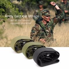 Tactical Military Crossbody Strap Rope Multifunctional Safety Hanging Belt For Outdoor Camping Hiking Outdoor Tool New Style #Affiliate