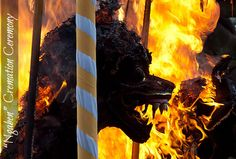 Ngaben is one of the most fascinating rituals on Bali. http://balitours.com/2014/07/ngaben-balinese-cremation-ceremony/