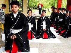 Han Chinese Clothing 汉服 Shanghai - World Expo ...