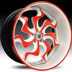 Asanti Custom Rims #Wheels #Rims #FastFurious