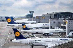 Σε περαιτέρω συρρίκνωση της λειτουργίας της προχωρά η αεροπορική εταιρία Lufthansa, ηοποία ανακοίνωσε σήμερα την Business Technology, Business Class, Flight Schedule, Euro, Airport Security, Long Haul, Dubrovnik, North America, Monat