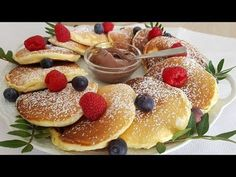 Sweets Recipes, Mai, Scones, Pancakes, Muffins, Breakfast, Healthy, Diets, Youtube